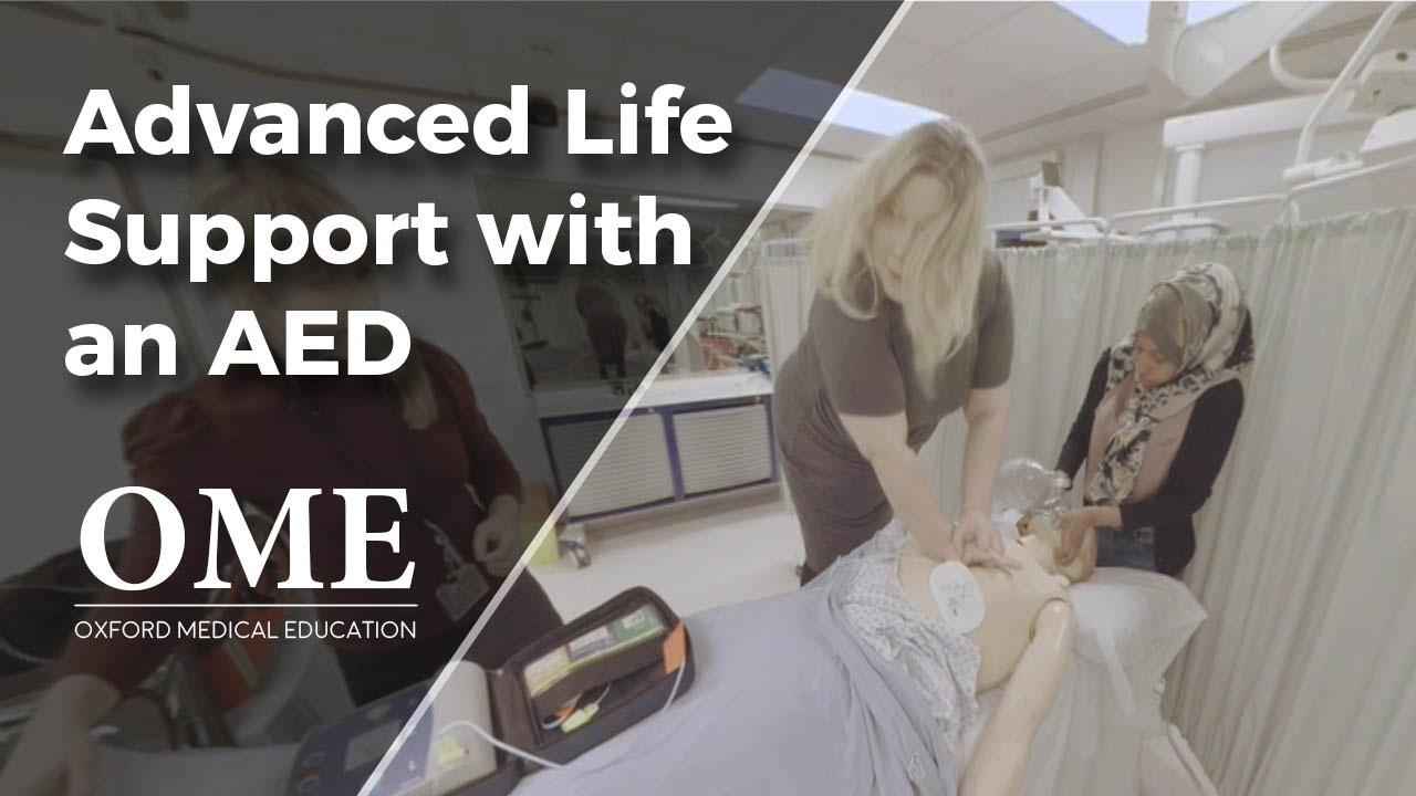 Cardiac Arrest (Code Blue) Advanced Life Support - Mental Health Training