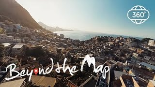 Beyond the Map   360 VR Video   A day in a favela