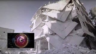 Exploring Aleppo in 360 degree video - BBC Click