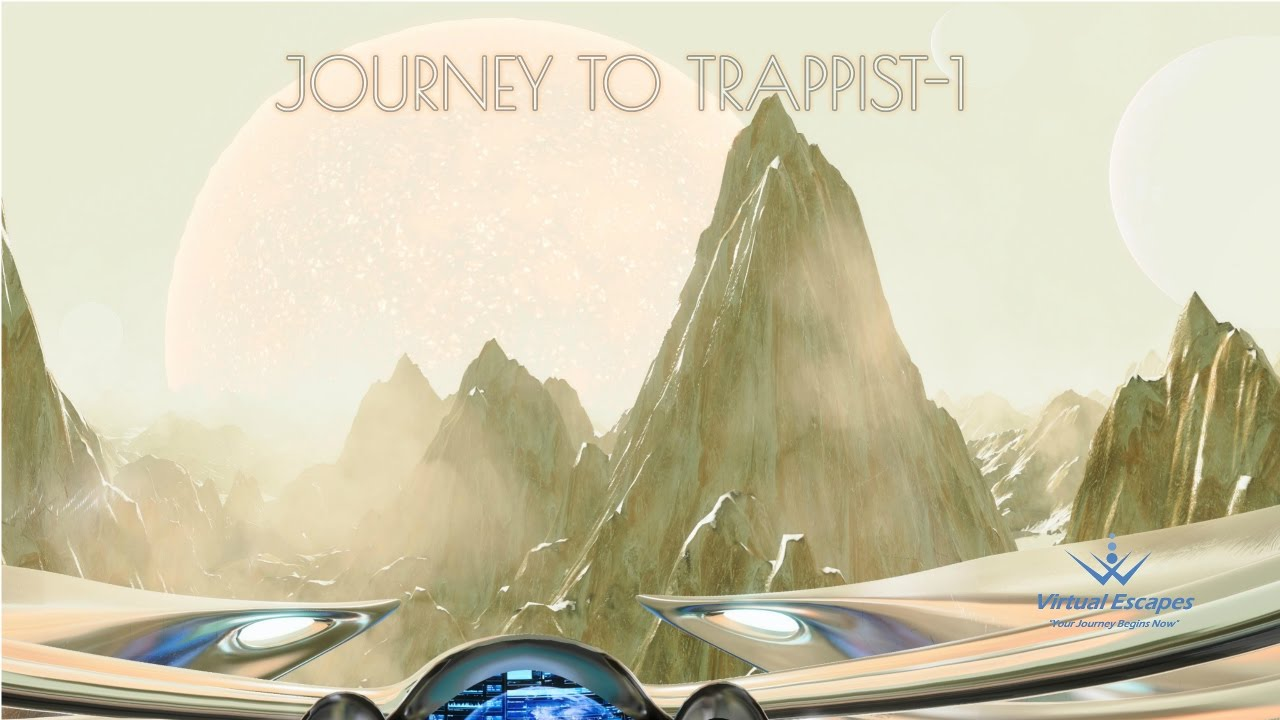 Journey to Trappist-1 360°